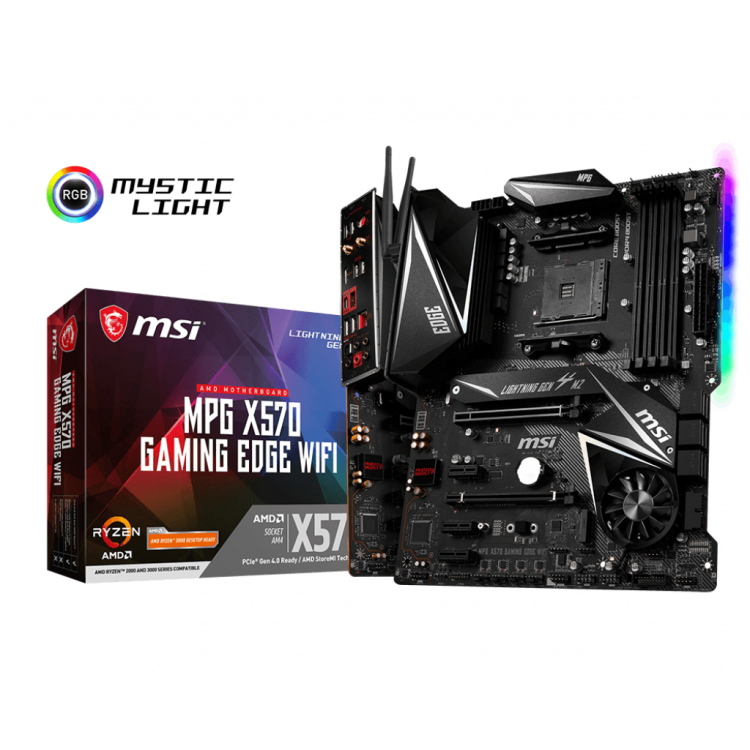 MSI MPG X570 Gaming Edge Wi-Fi